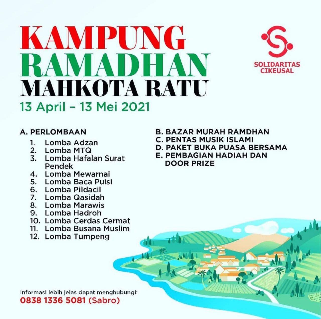 kampung-ramadhan-desa-sukaratu