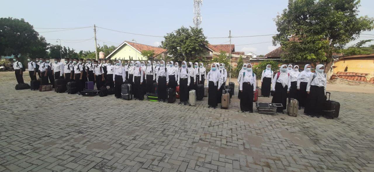 training-center-paskibraka-kab-serang-tahun-2021